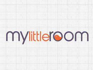 Création du logo de l'entreprise MyLittleRoom