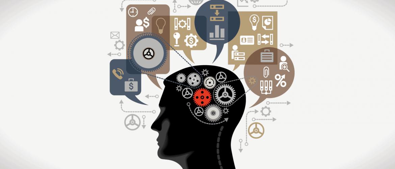 Cerveau de créatif freelance au travail