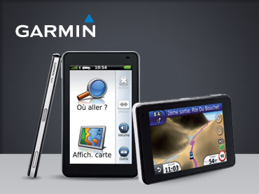 Conception et design d'une newsletter Garmin
