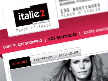 Découvrez notre travail de design web pour la refonte graphique des centres commerciaux hammerson.
